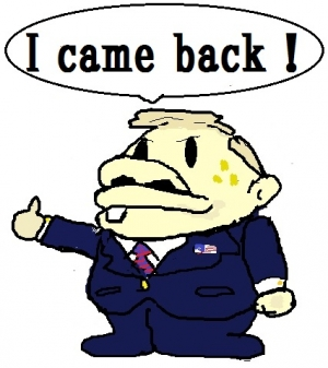 I-came-back