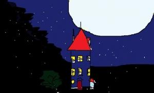 Moomin-talo